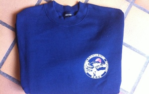 SWEAT S.K.C.O. Bleu Marine